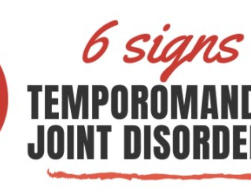 Infographic: Signs your patient might have TMD